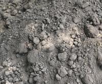Non Pulverized Black Dirt